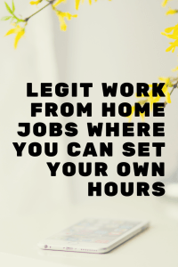 Work from home jobs are super popular. Why not create your own? Check out these 24 legitimate work from home jobs you can do with little to no experience.