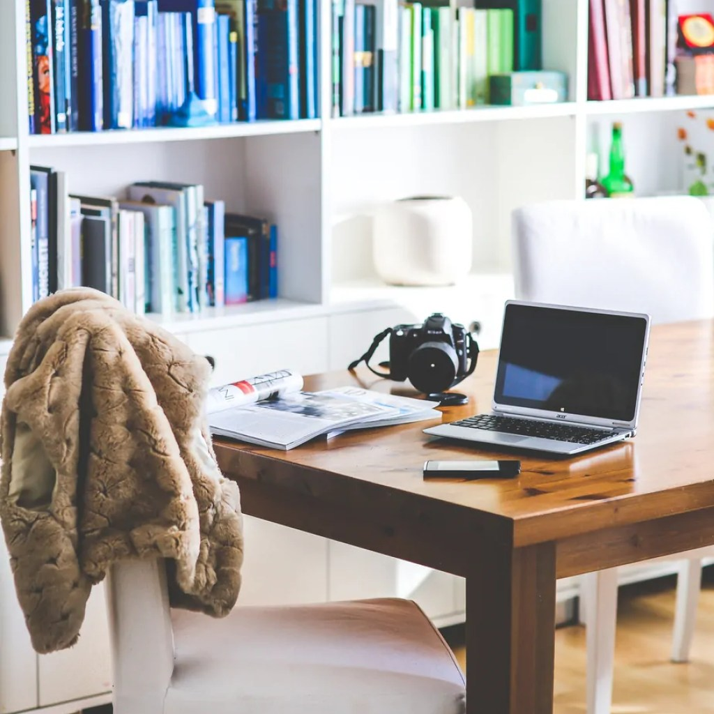 Get the tools to creating a clutter-free home office in no time. Working from home is an awesome gig when you have the perfect workspace to go with it.