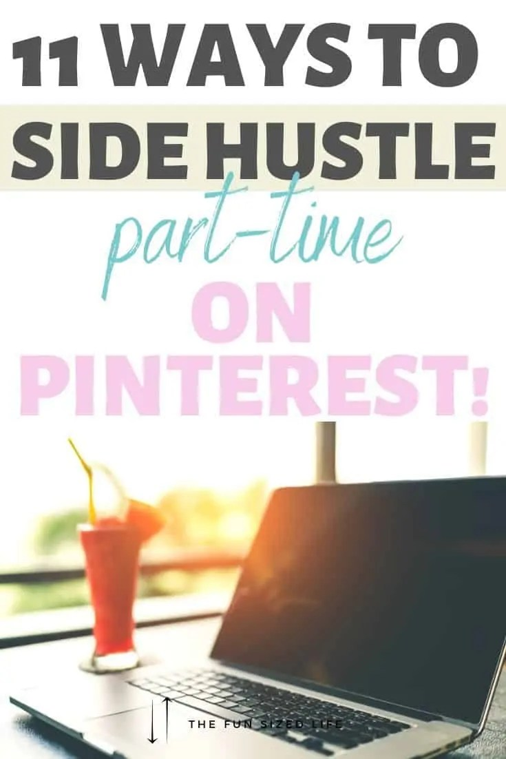 If you kind of know how to use Pinterest, then you can make money on Pinterest. Check out these 11 Pinterest side hustles to help boost your income!