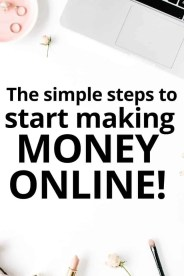 Ever wondered how you could start making money online with an online business using your current skillset? Here's exactly how it's done!
