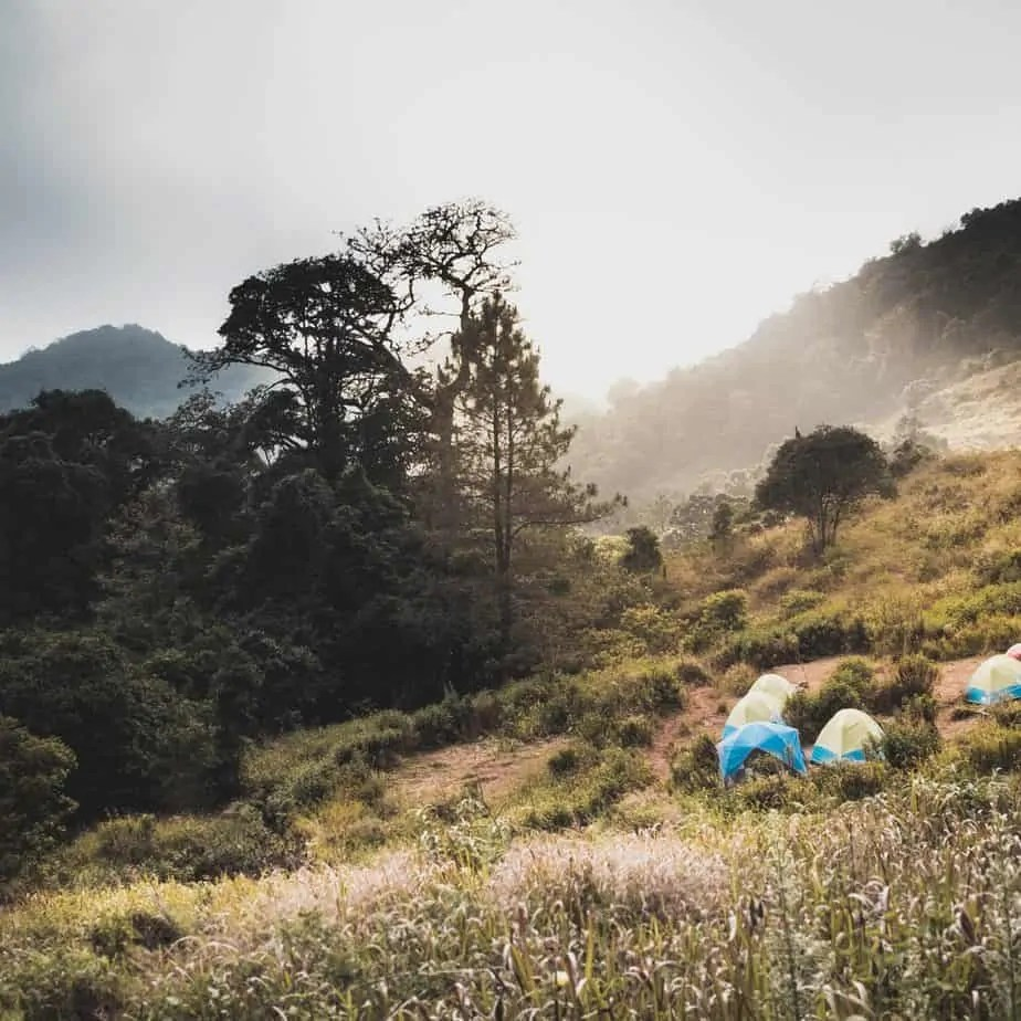 13 places to camp for free in the USA