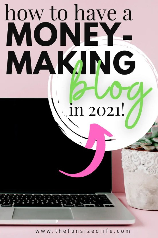 How to Start a Money Making Blogging in 2021