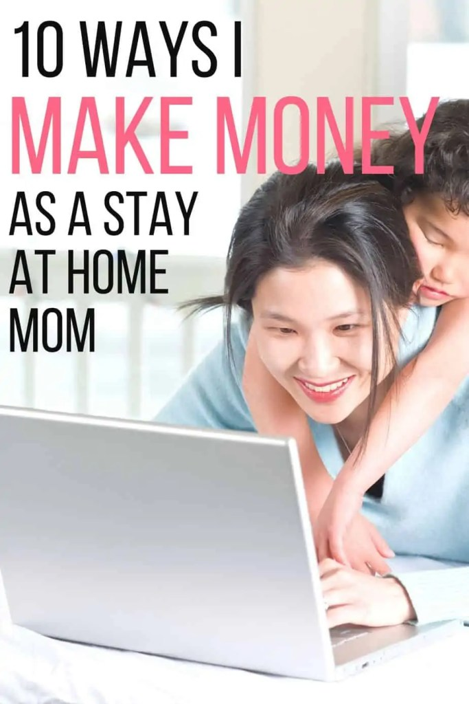 If you are a stay at home parent hoping to make more income streams, here are 10 side hustle and business ideas you can do from home.