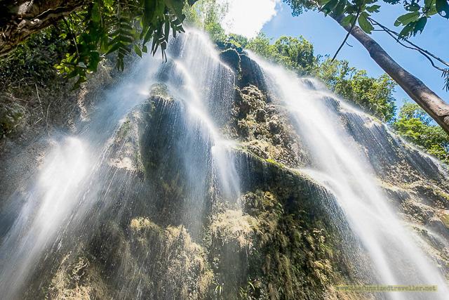 Chasing Waterfalls - Tumalog falls