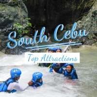 TOP 5 SOUTH CEBU ATTRACTIONS (with DIY itinerary and budget)