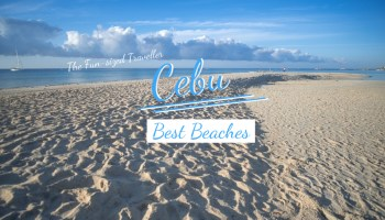 TOP 5 SOUTH CEBU ATTRACTIONS (with itinerary and budget