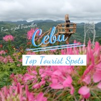 TOP 30 TOURIST SPOTS IN CEBU (with sample itinerary and expenses)