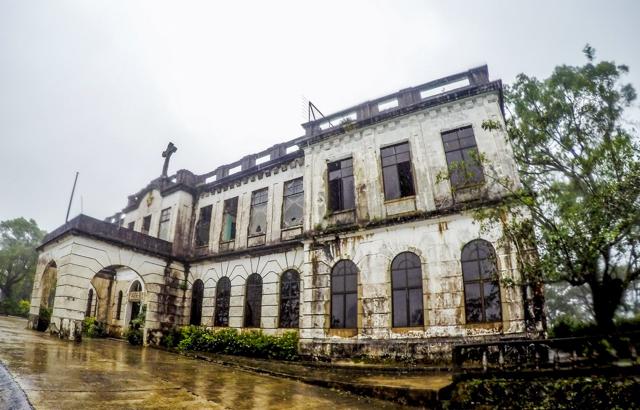 Diplomat Hotel in Baguio