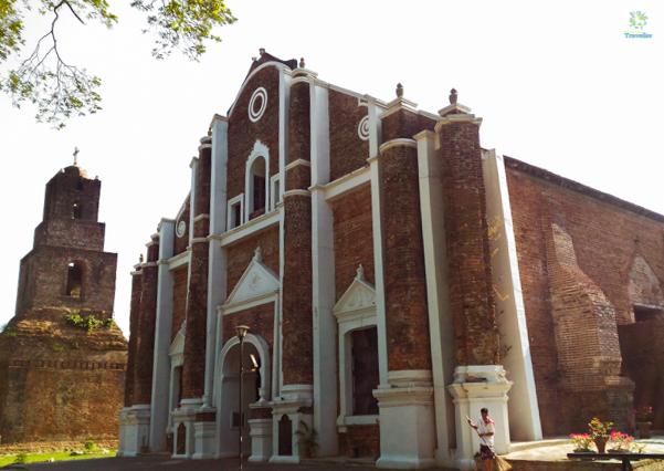 Santa Monica Parish church
