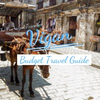 VIGAN TRAVEL GUIDE (with DIY itinerary, budget, tourist spots, top things to do, where to stay and how to get there)