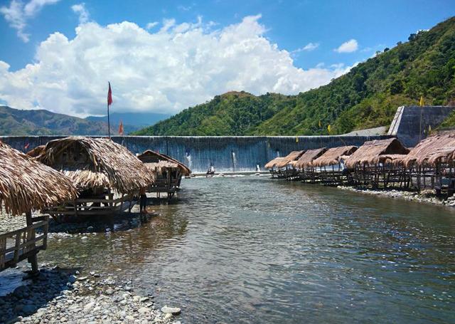 Balingasay River of Bolinao, Pangasinan.