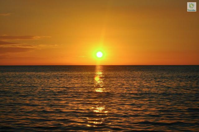Sunset at Nagsasa
