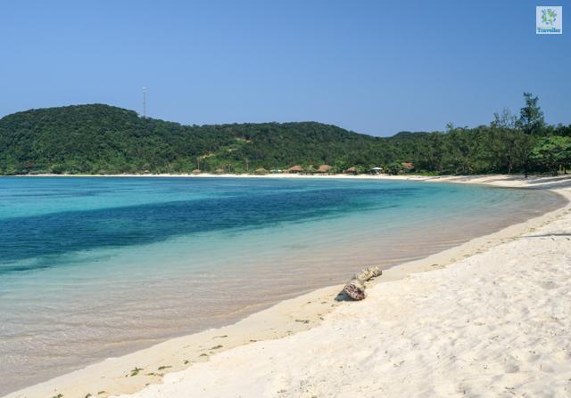 Anguib Beach of Cagayan