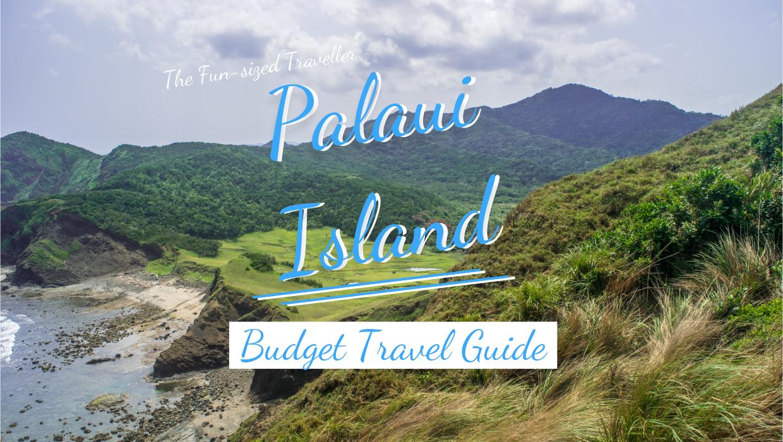 Palaui DIY Itinerary