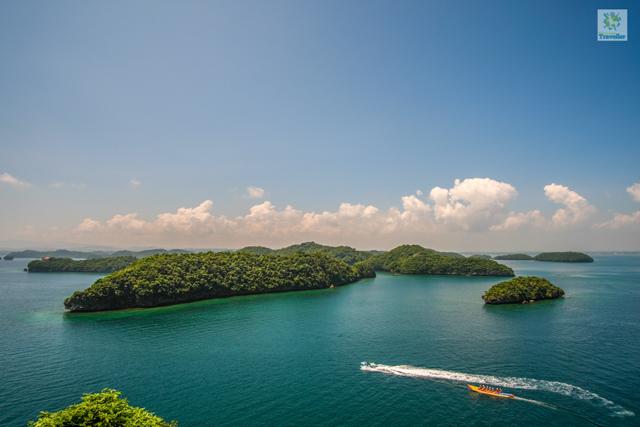 Pangasinan Hundred Islands