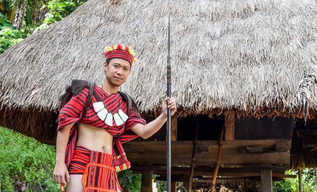 Ifugao traditional wear