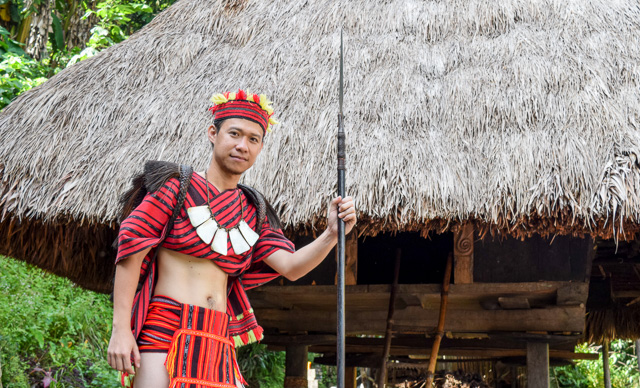 Ifugao traditional wear