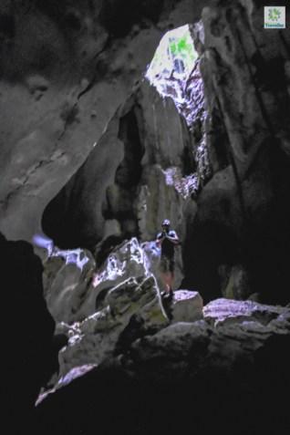 My favorite spot in Bakwitan cave.