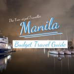 Manila DIY Itinerary