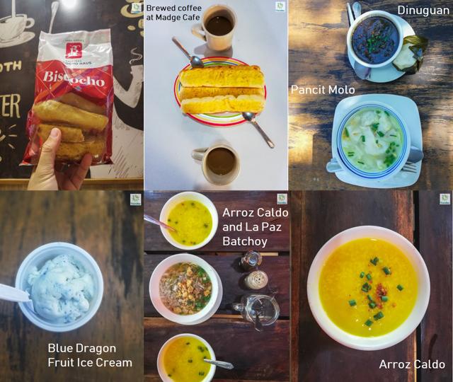 Some of the best delicacies in Iloilo.