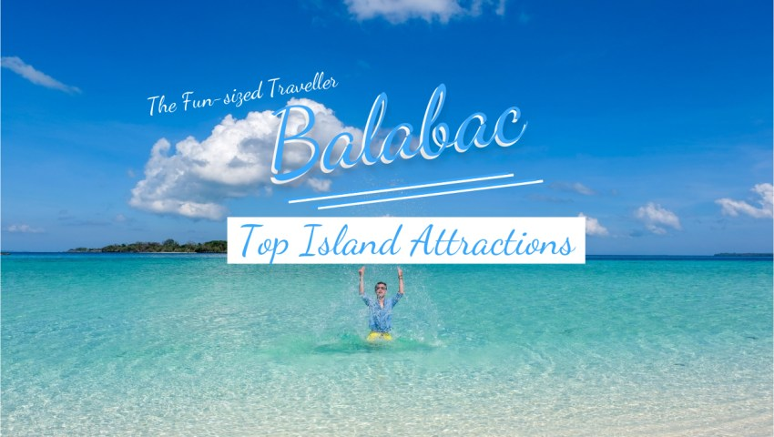 Top Island Attractions in Balabac