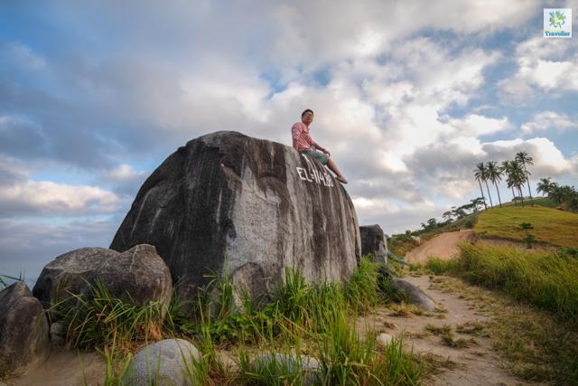 At the top of Bato Ni Ningning.