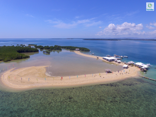 Luli Island at Honda Bay