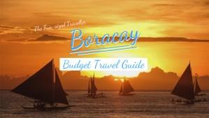 Boracay DIY Itinerary