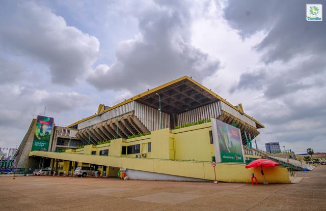 Cambodia Olympic Stadium
