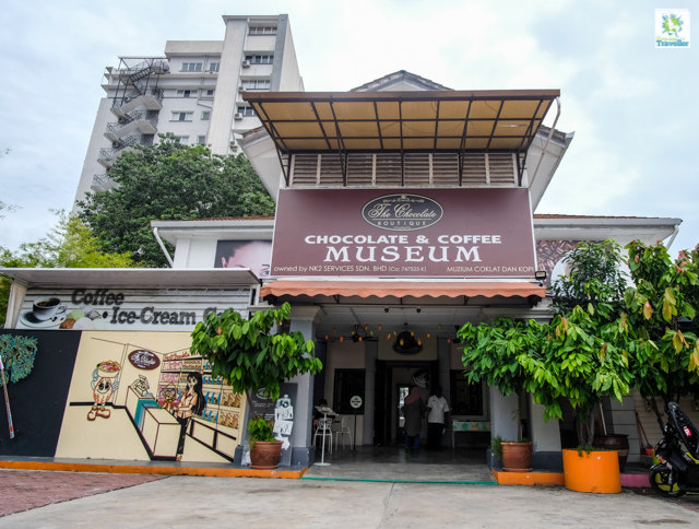 Chocolate Museum, Penang