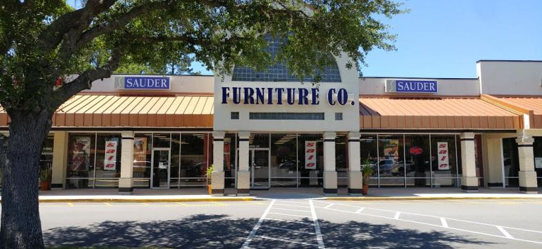 Jacksonville Furniture Sauder Furniture Store The