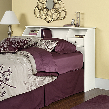 Sauder Shoal Creek 4-Piece Bedroom Set (SHCR-BD-SET) – Sauder ...