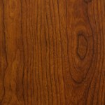 Planked Cherry Finish