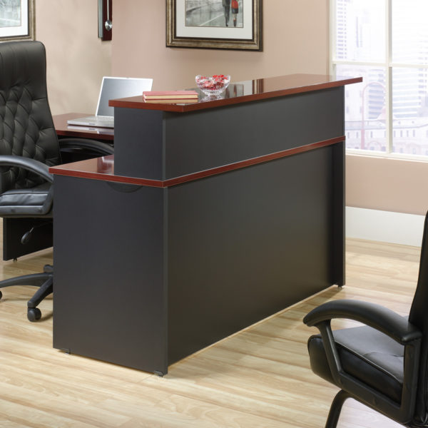 Sauder 419642 Via Reception Hutch The Furniture Co