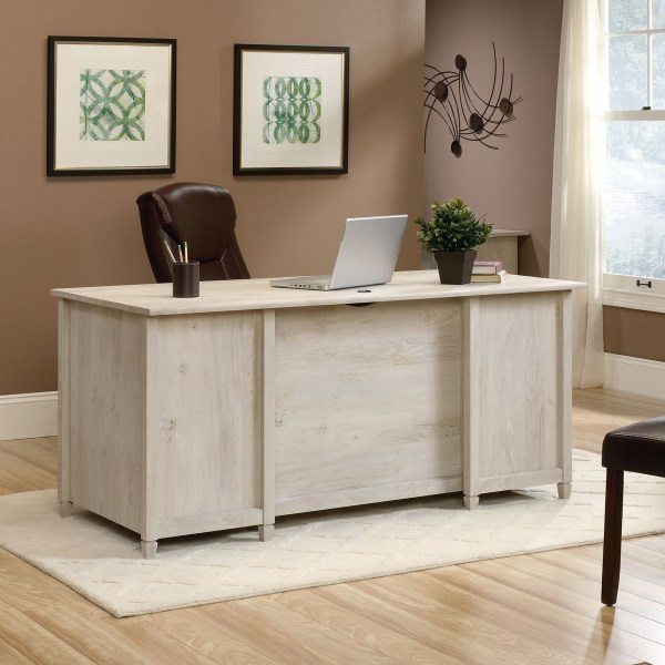 Sauder Edge Water Executive Desk 418795 Sauder The