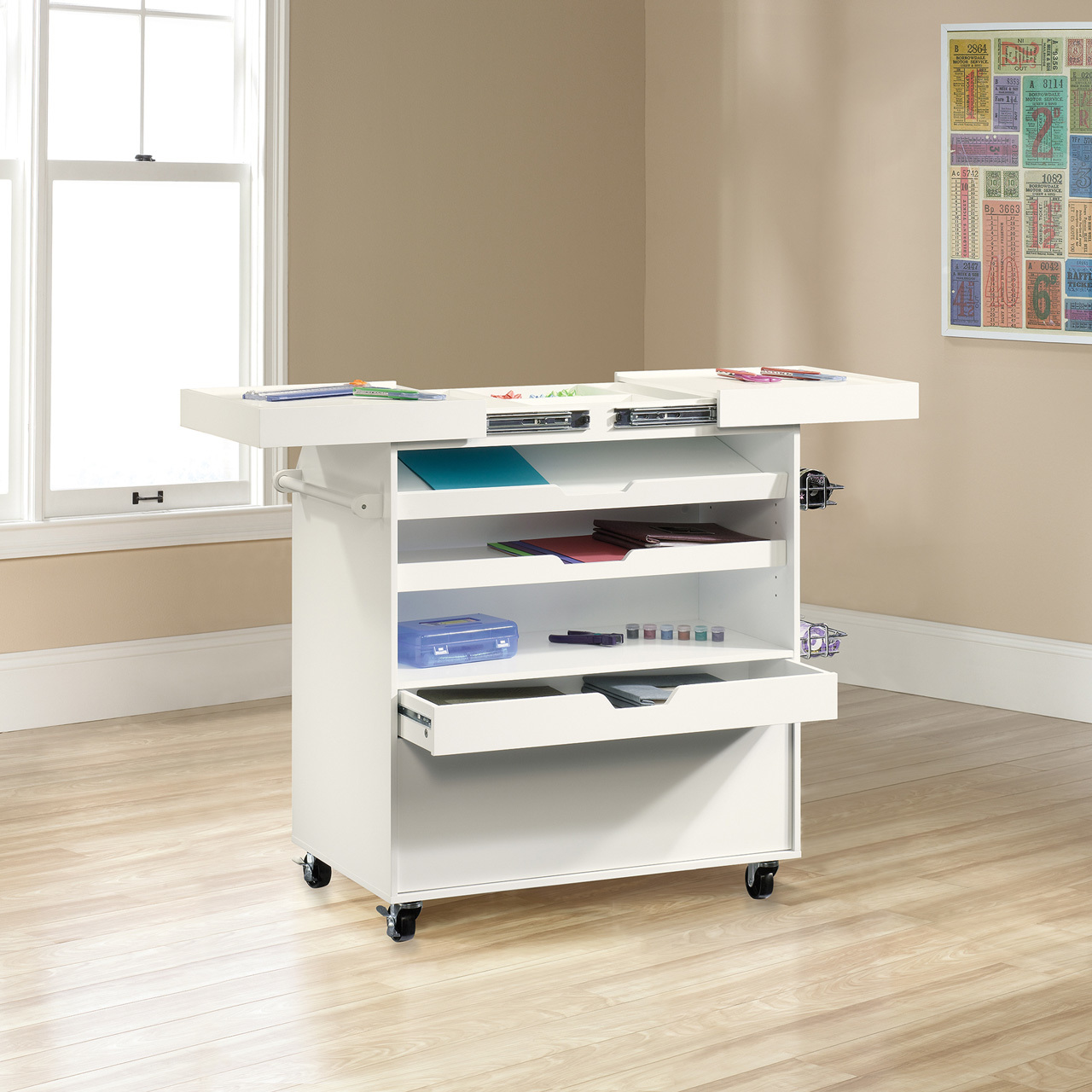 Sauder Select Craft Cart (417047)