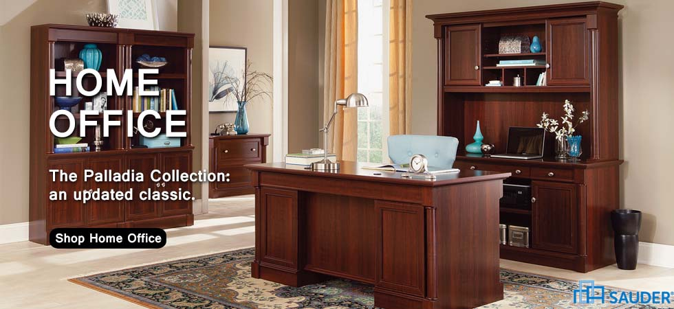 Shop Sauder Office Furniture. Jacksonville Furniture   Sauder Furniture Store   The Furniture Co