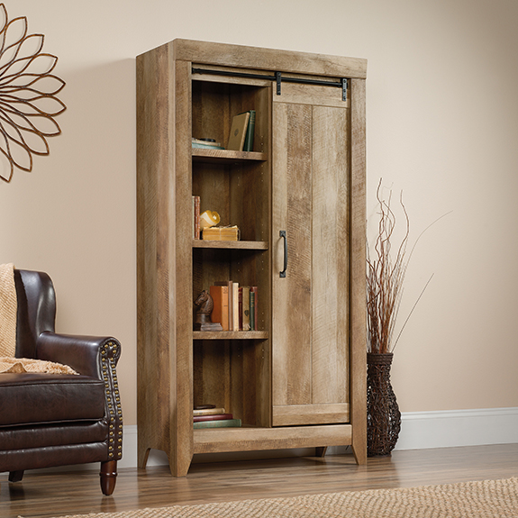 Sauder Adept Storage Cabinet 422474 Sauder Furniture