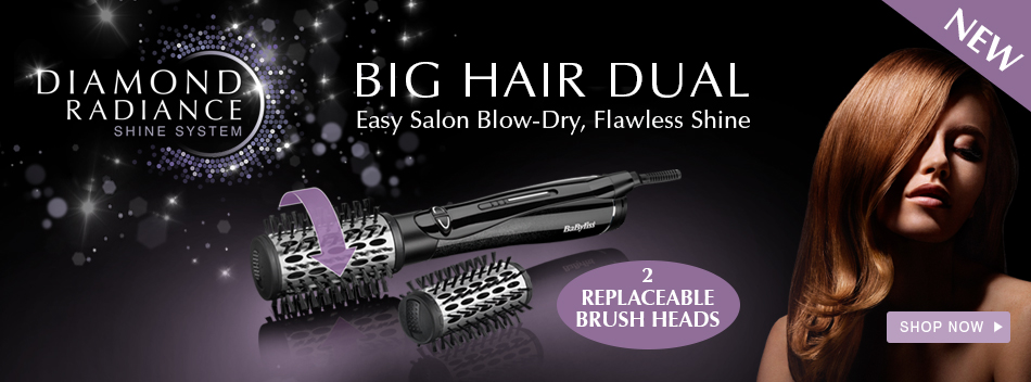 BaByliss Diamond Radiance Big Hair Dual Air Styler Review