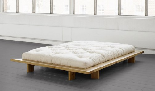 Traditional Japanese Futon Mattress Vs Traditional