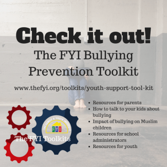 Bullying Prevention Toolkit – The Family and Youth Institute