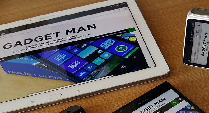 Samsung Galaxy Tab Pro 12.2 – Size is sometimes everything!