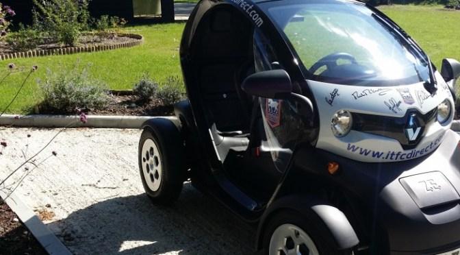 Gadget Man – Episode 13 – Renault Twizy