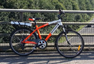 The Batribike Granite Pro is an excellent bike for all levels of rider
