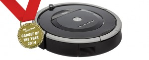 The Gadget Man - Gadget of the Year 2014 - iRobot Roomba 880