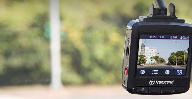 The Gadget Man – Episode 47 – Transcend DrivePro 220 – In-Car Camera