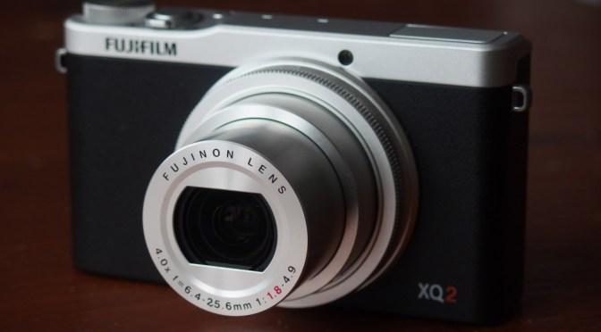 The Gadget Man – Episode 63 – Fujifilm XQ2 Compact Camera