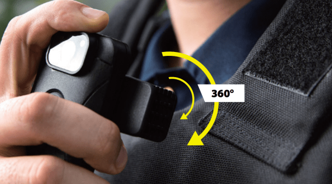 The Gadget Man – Episode 76 – Transcend DrivePro Body 10 Bodycam