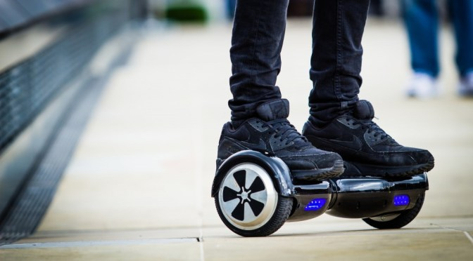 On Our Doorstep  – December 2015 – Great Scott! Is that a Hoverboard?