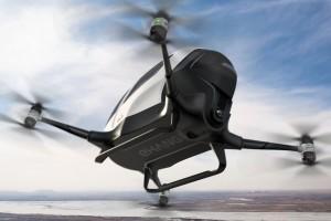 EHANG 184 Autonomous Personal Transport